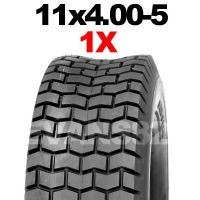 11x4.00-5 MOWER TYRE FOR RIDE ON LAWN MOWER